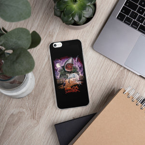 House Shark Halloween iPhone Case