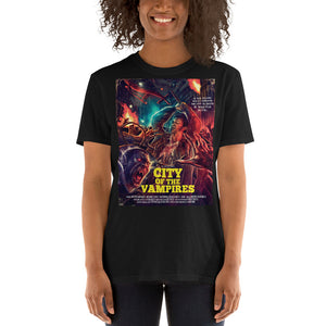 City of the Vampires Short-Sleeve Unisex T-Shirt