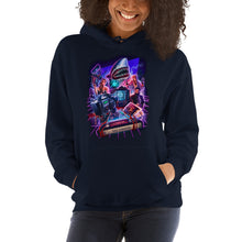 SRS Legacy Hooded Sweatshirt Black or Blue