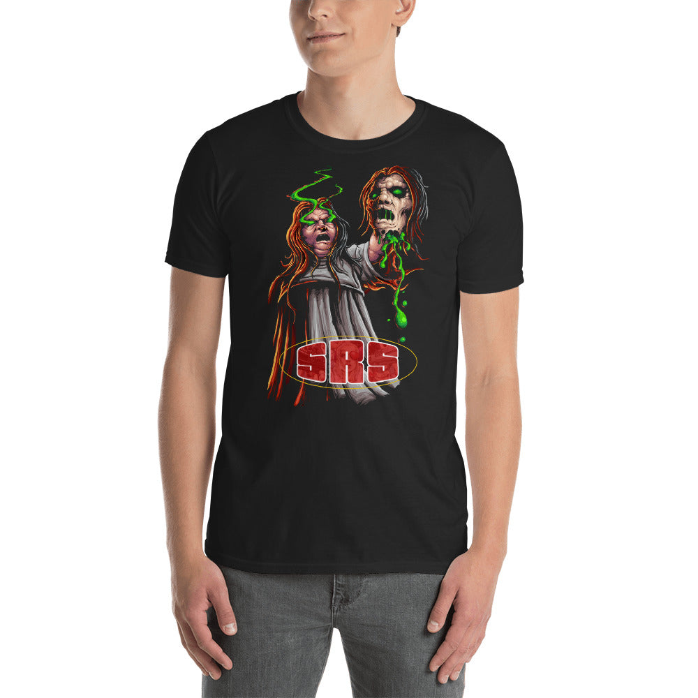 SRS Severed Witch Head Short-Sleeve Unisex T-Shirt