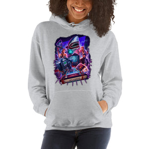 SRS Legacy Hooded Sweatshirt All Other Colors