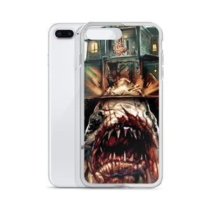 House Shark iPhone Case