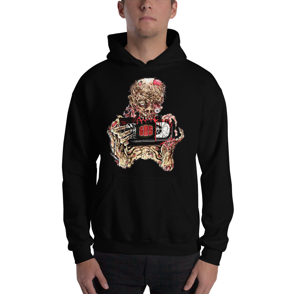 SRS VHS Zombie Hooded Sweatshirt
