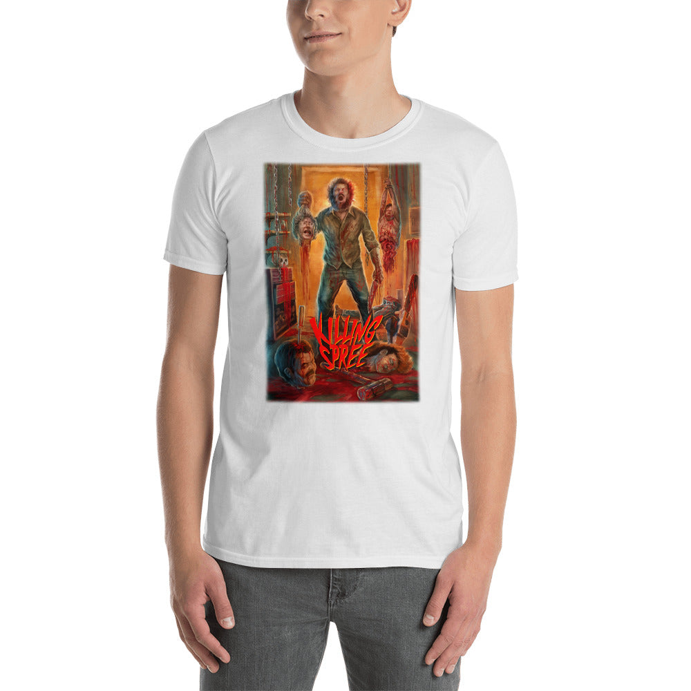 Killing Spree Short-Sleeve Unisex T-Shirt