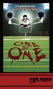 One by One Clam Shell VHS, aka