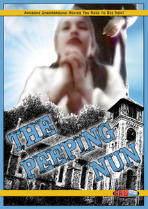 Peeping Nun, The DVD