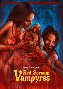 Red Scream Vampyres Bluray