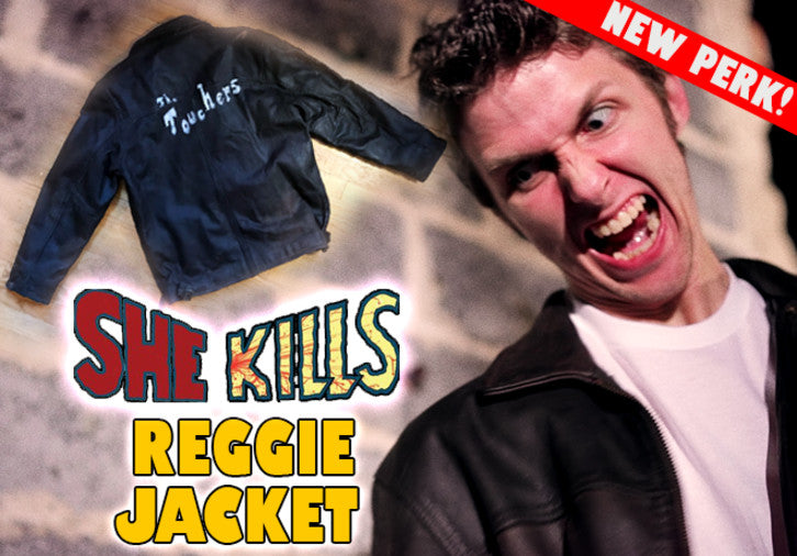 REGGIE JACKET from SHE KILLS