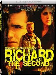 Richard The Second DVD
