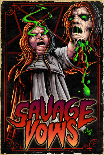 Savage Vows Bluray
