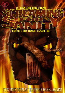 Screaming for Sanity DVD