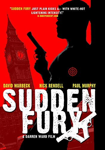 Sudden Fury Special Edition DVD
