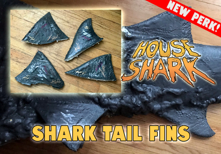 HOUSE SHARK FIN from TAIL
