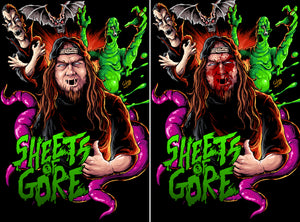 Sheets of Gore Bluray Combo Vol 1 & 2