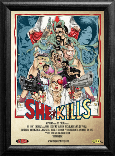 She Kills One Sheet Poster 27