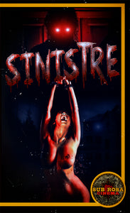 Sinistre VHS Clam Shell Edition