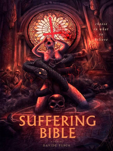 Suffering Bible Bluray