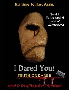 I Dared You! Truth Or Dare 5 Bluray