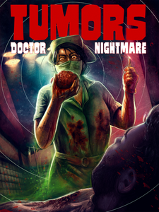 Tumors: Doctor Nightmare Bluray