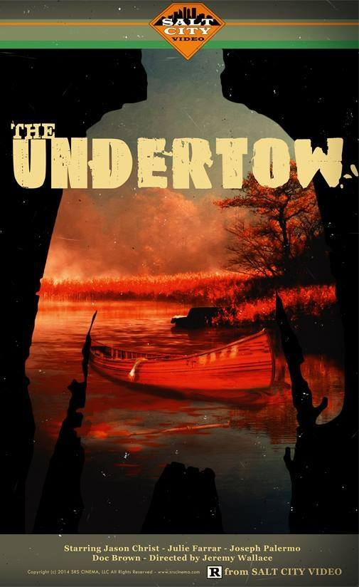 Undertow, The VHS Clam Shell