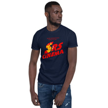SRS Truth or Dare Red Yellow Short-Sleeve Unisex T-Shirt
