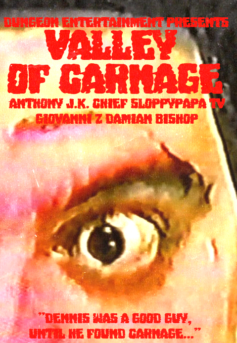 Valley of Carnage DVD