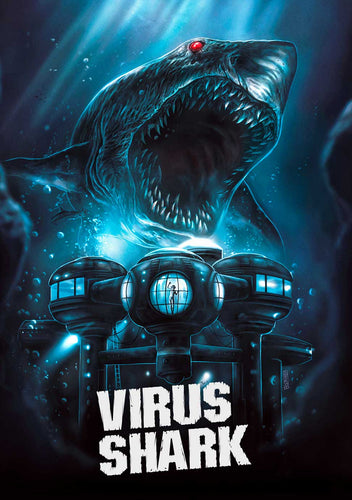 Virus Shark Bluray