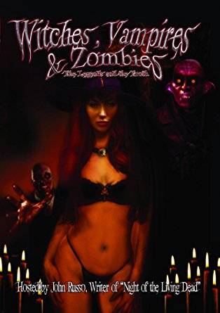 Witches, Vampires and Zombies DVD