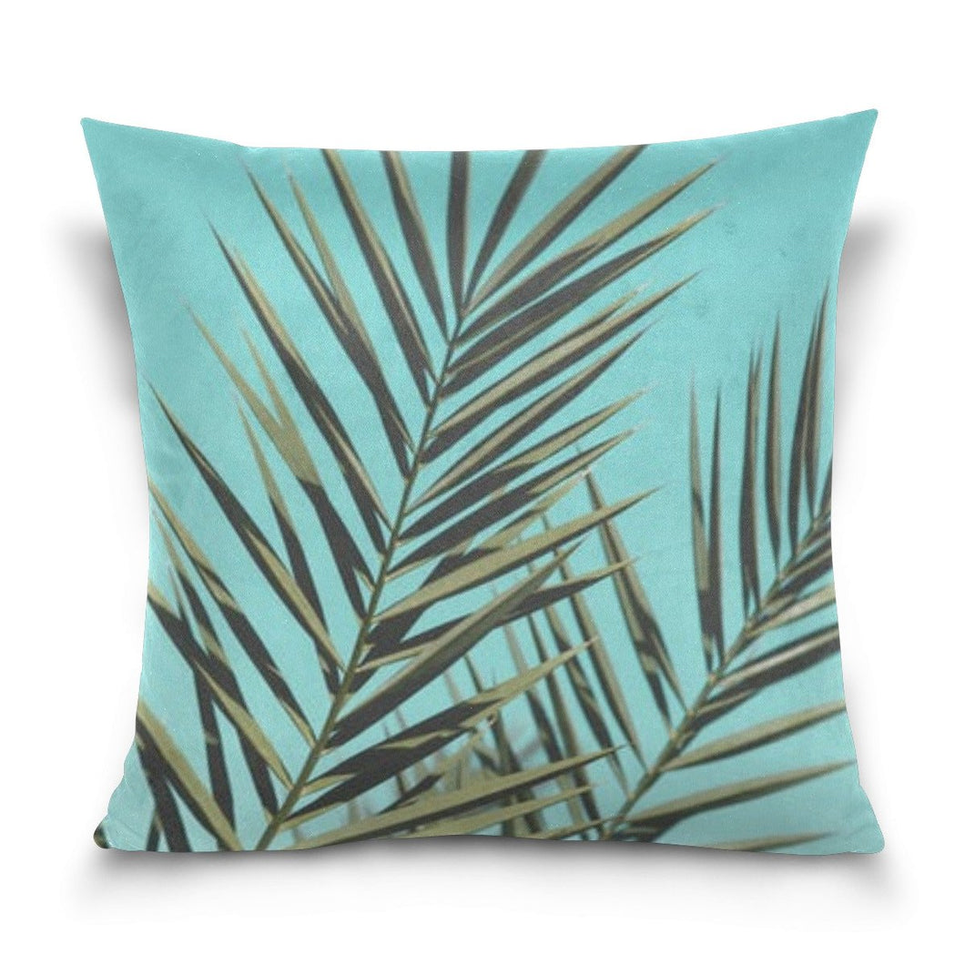 The Palms Accent Pillow-Home Decor-Kawaii for Days