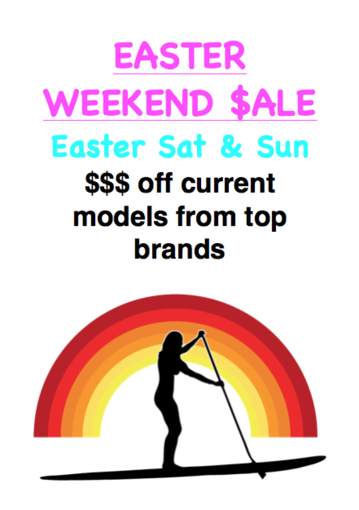HUGE EASTER SALE