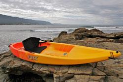 Foxx Sit-on-top Kayak (Flatwater & Waves)