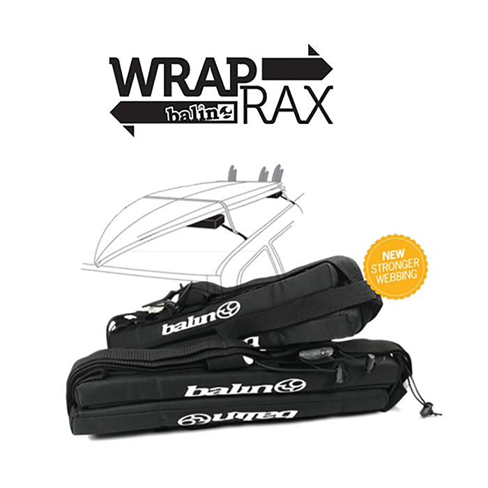 BALIN WRAPRAX SOFT RACKS (1-3 Surfboards)