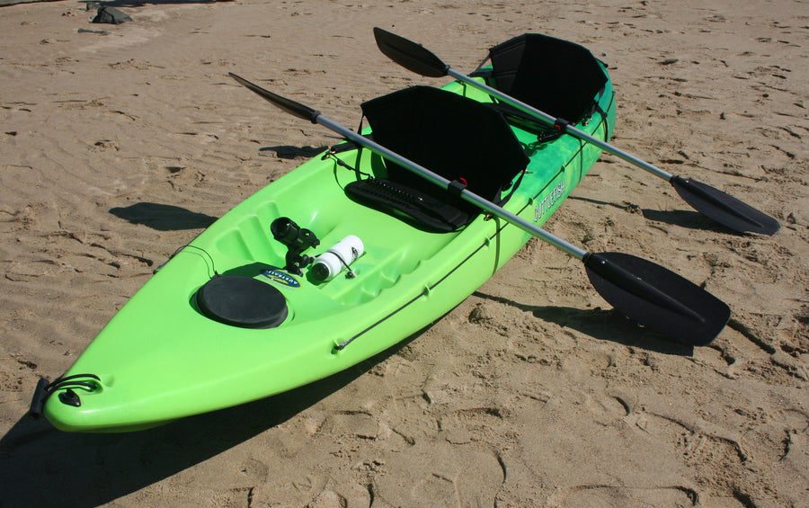 Cuttlefish Sit-on-top Kayak 2 people (Flat Water & Surf)