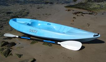 Ocky Sit-on-top Kayak (Flat Water & Surf)