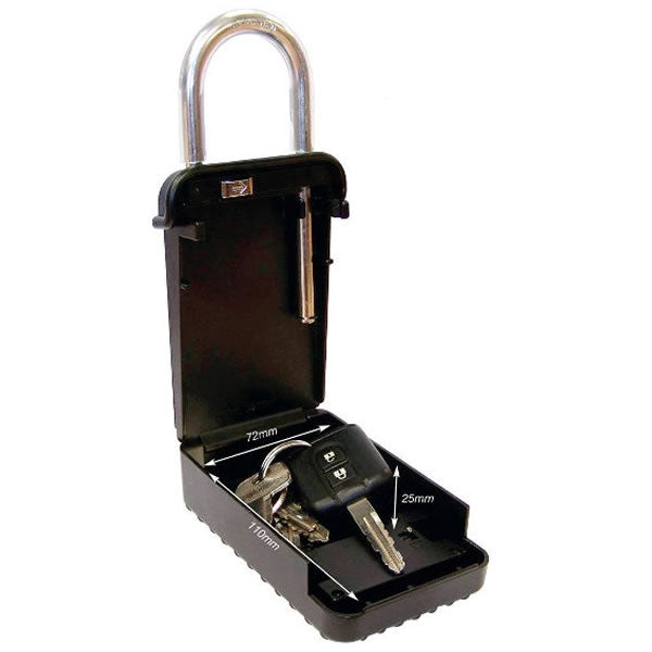Seacured Key Lock