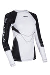 Transform 2.5 | Ranked Rash Guard Women | Full Sleeve