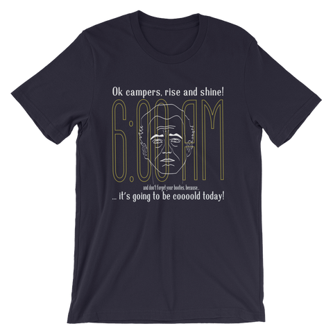 Groundhog Day Short-Sleeve Unisex T-Shirt