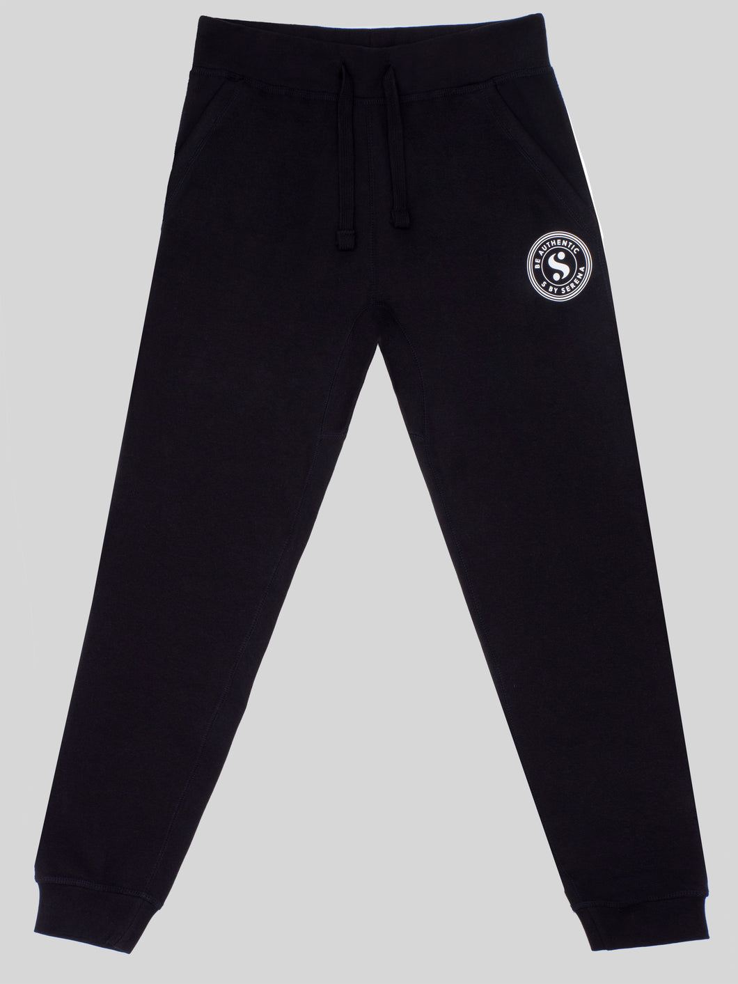 Be Authentic Unisex Lounge Pant in Black