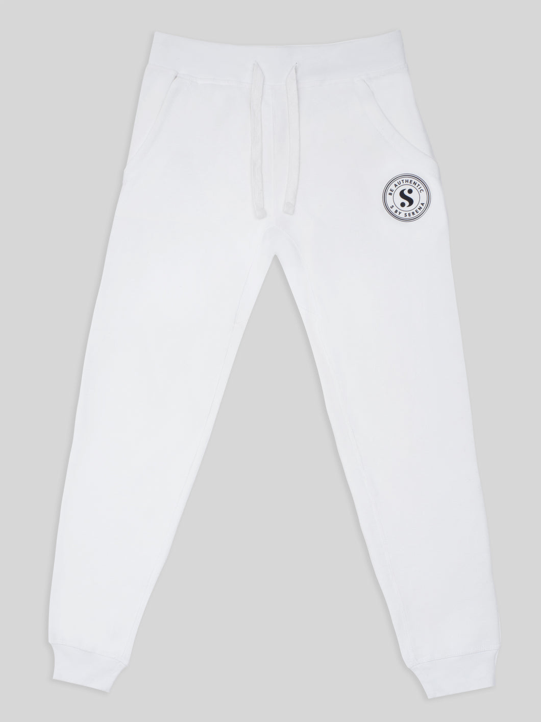 Be Authentic Unisex Lounge Pant in White