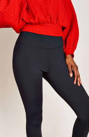 Cropped Tailored Legging
