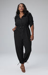 Serena GREAT Seraya Utility Jumpsuit in Black