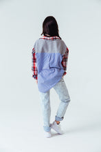 Load image into Gallery viewer, S-By-Serena-Tribeca-Button-Down-Shirt-Back