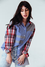 Load image into Gallery viewer, S-By-Serena-Tribeca-Button-Down-Shirt-Front