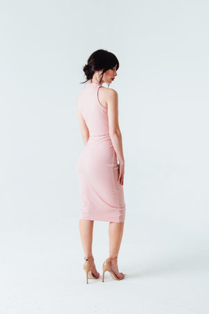 Essential Pencil Skirt in Pink
