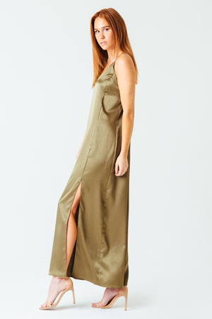 Palm Beach Slip Dress