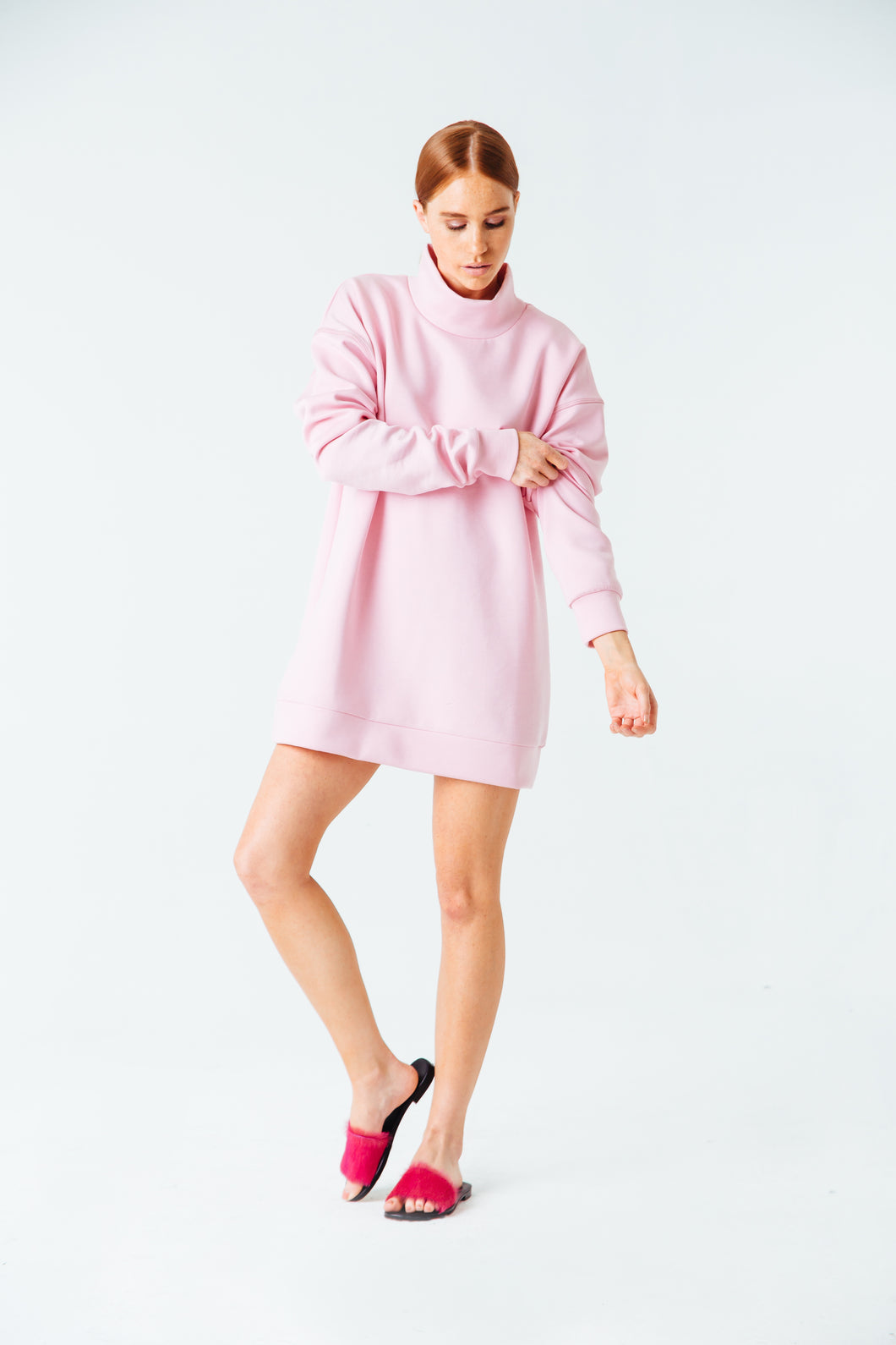 S-By-Serena-Embrace-Me-Mock-Neck-Sweater-In-Pink-Front