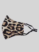 Load image into Gallery viewer, S-By-Serena-Je-Ne-Sais-Quoi-Leopard-Mask-Side-Flat-Lay