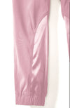 Metro Satin Lounge Pant in Pink