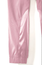 Load image into Gallery viewer, Metro Satin Lounge Pant in Pink