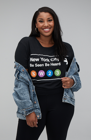 Serena Unisex Limited Edition NYC Tee